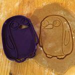 Форма для печенья Adventure Time Gunter