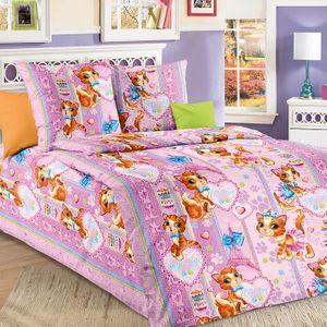 Детское постельное белье Дом снов Мур Мур (1,5 сп)
