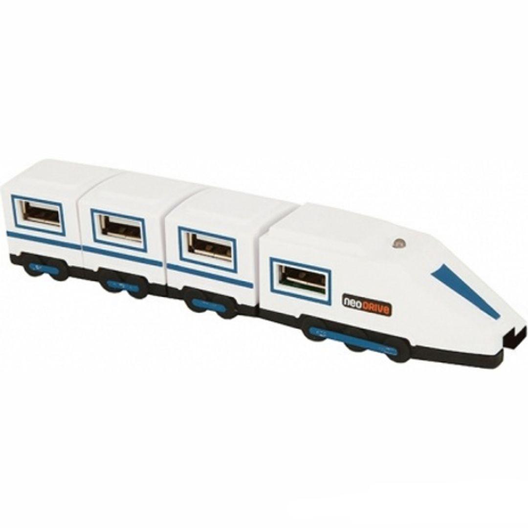 USB Хаб Поезд Экспресс