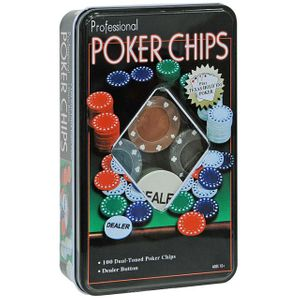 Покерный набор Poker Chips