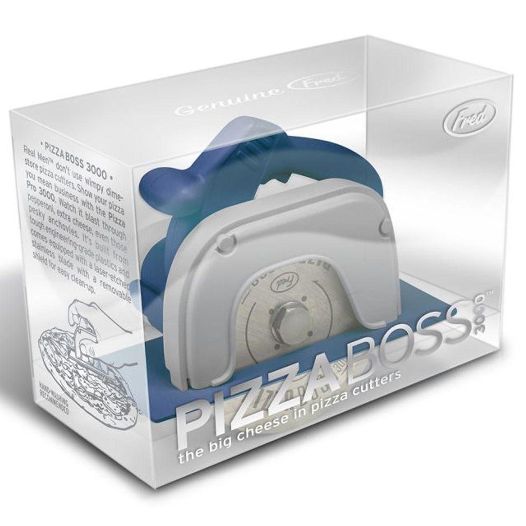 Нож для пиццы Циркулярная пила PizzaBoss3000