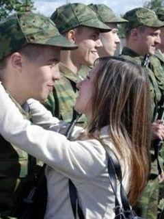 Подарок парню в армию на 14 февраля