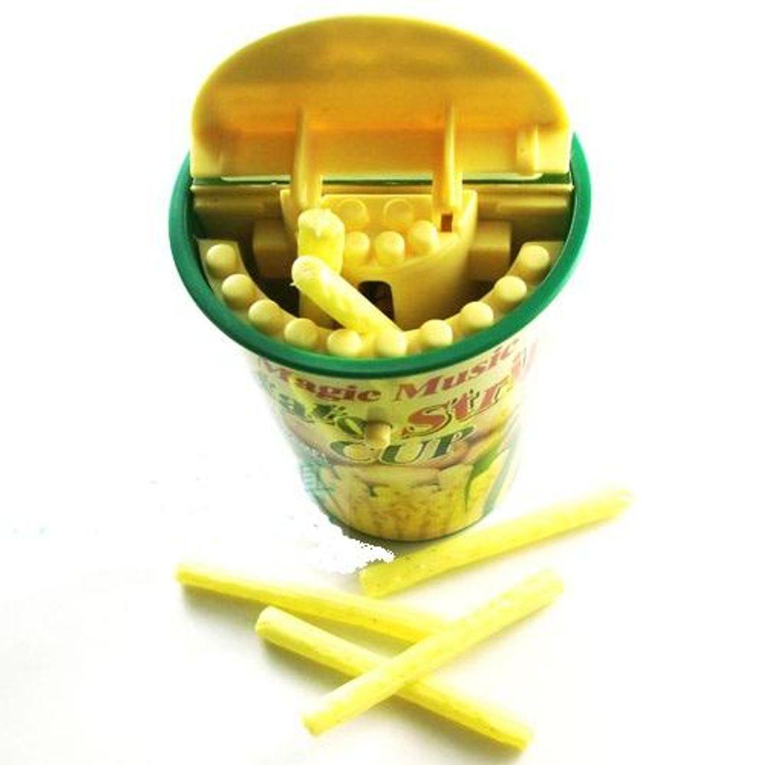Музыкальный стаканчик Картофель фри