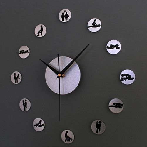 Часы-конструктор<br>Камасутра