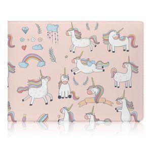 Обложка для студенческого билета Pink Unicorn