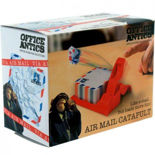 Набор стикеров Катапульта Air Mail Catapult