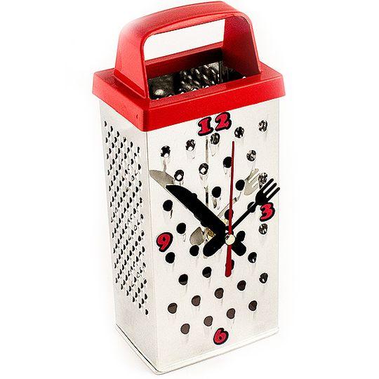 Часы Терка Цвет ручки красный