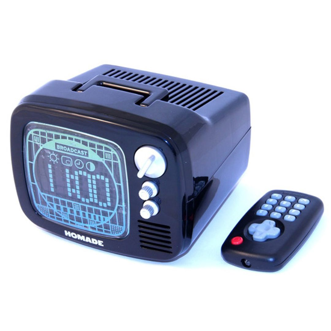 Будильник Телевизор