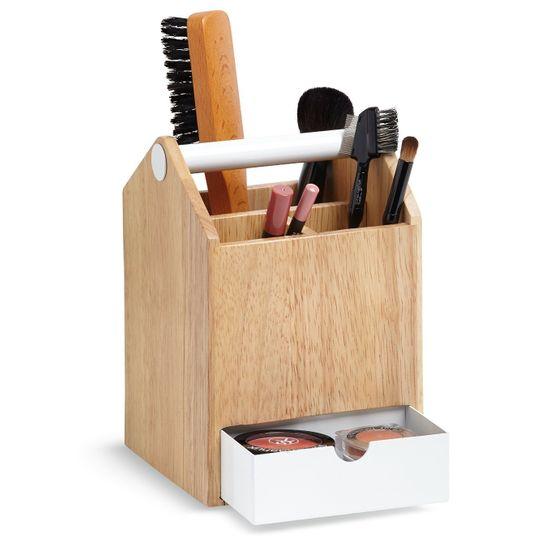 Органайзер для аксессуаров Toto Storage Box большой С косметикой