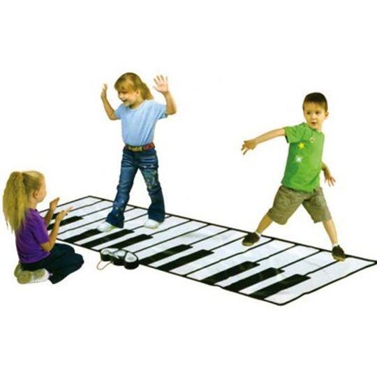 Напольный коврик Пианино