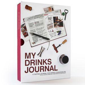 Дневник ценителя алкоголя My Drinks Journal