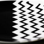 Набор тарелок Waves