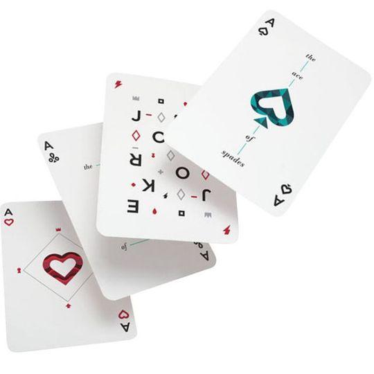 Дизайнерские Игральные карты