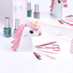 Маникюрный набор Единорог Unicorn Vanity Kit