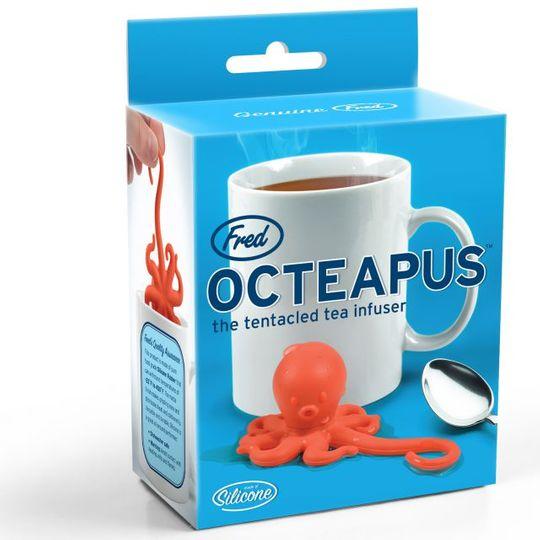 Заварник для чая Осьминог OcTeapus