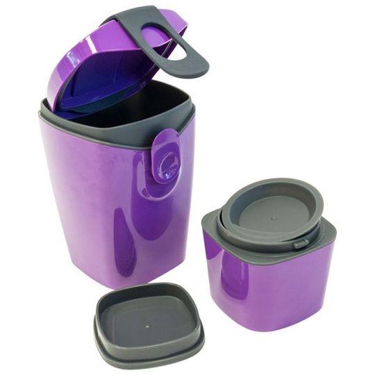 Ланч-бокс EnergyBooster (Фиолетовый)