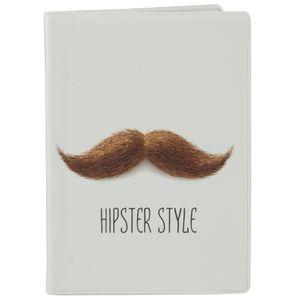 Обложка для паспорта Hipster Style