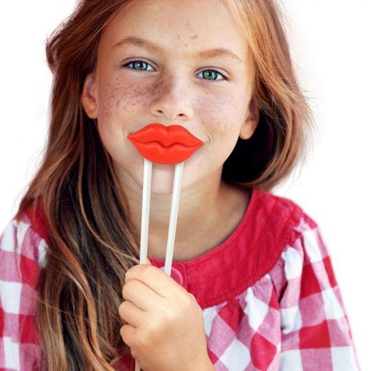 Палочки для суши Губы Lip Sticks