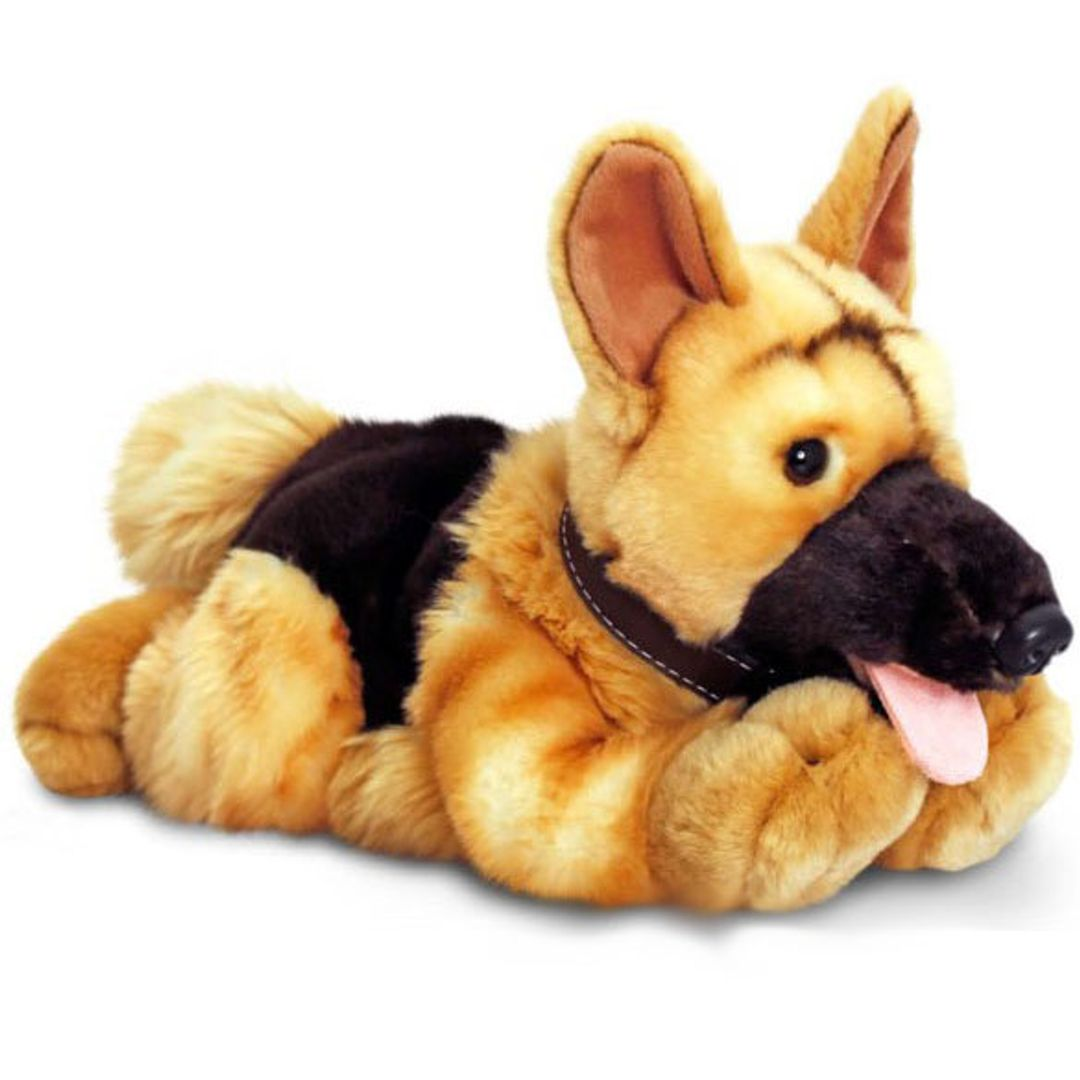 Мягкая игрушка Собачка Овчарка Keel Toys