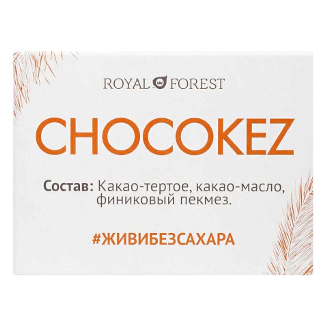 Шоколад на финиковом пекмезе Chokokez (30 г)