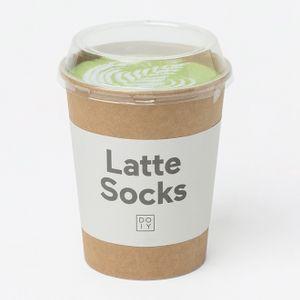 Носки Latte Matcha