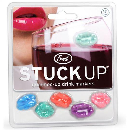 Маркеры для стаканов Жвачки Stuck Up