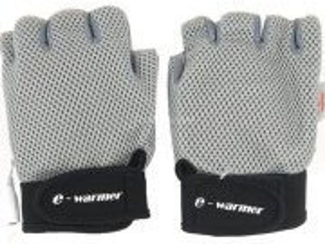 Перчатки с подогревом от USB e-warmer Серые