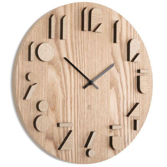 Часы настенные Shadow (Дерево)