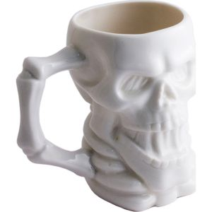 Кружка Череп со скелетом