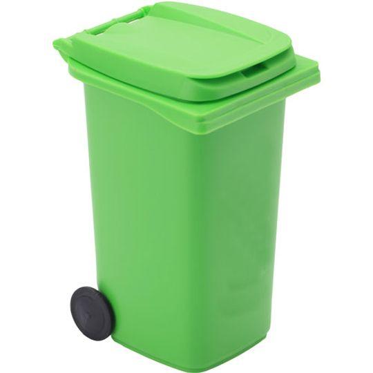 Настольный органайзер Урна — зеленый