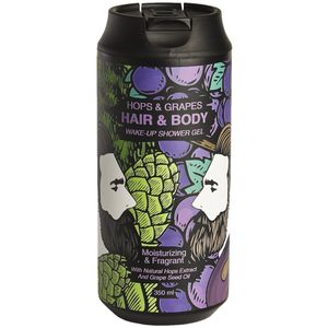 Гель для тела и волос The Chemical Barbers WakeUp Hops&Grapes Hair&body Gel