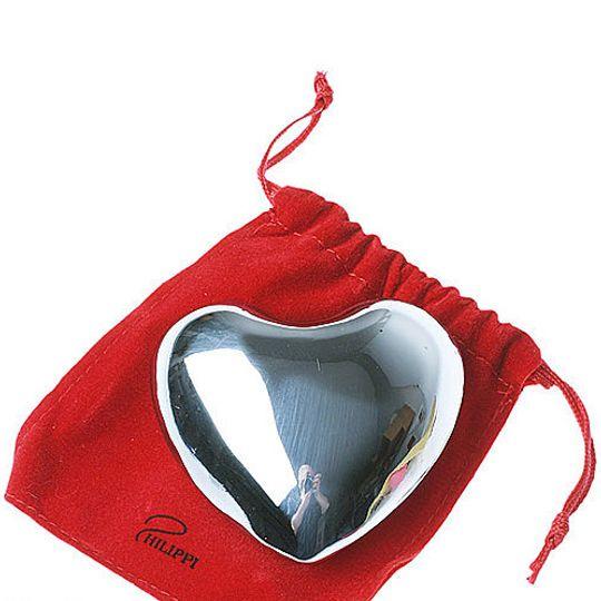 Сердечко Колокольчик 4 см