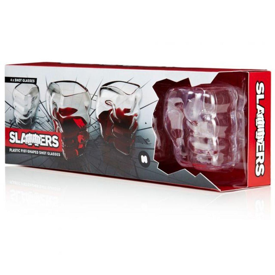 Стопки Кулак Slammers (4 шт.)
