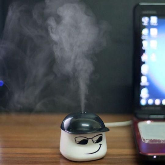 USB Увлажнитель воздуха Рожица