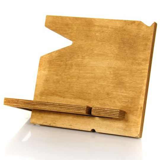 Подставка-органайзер для гаджетов Masterded (Дуб)