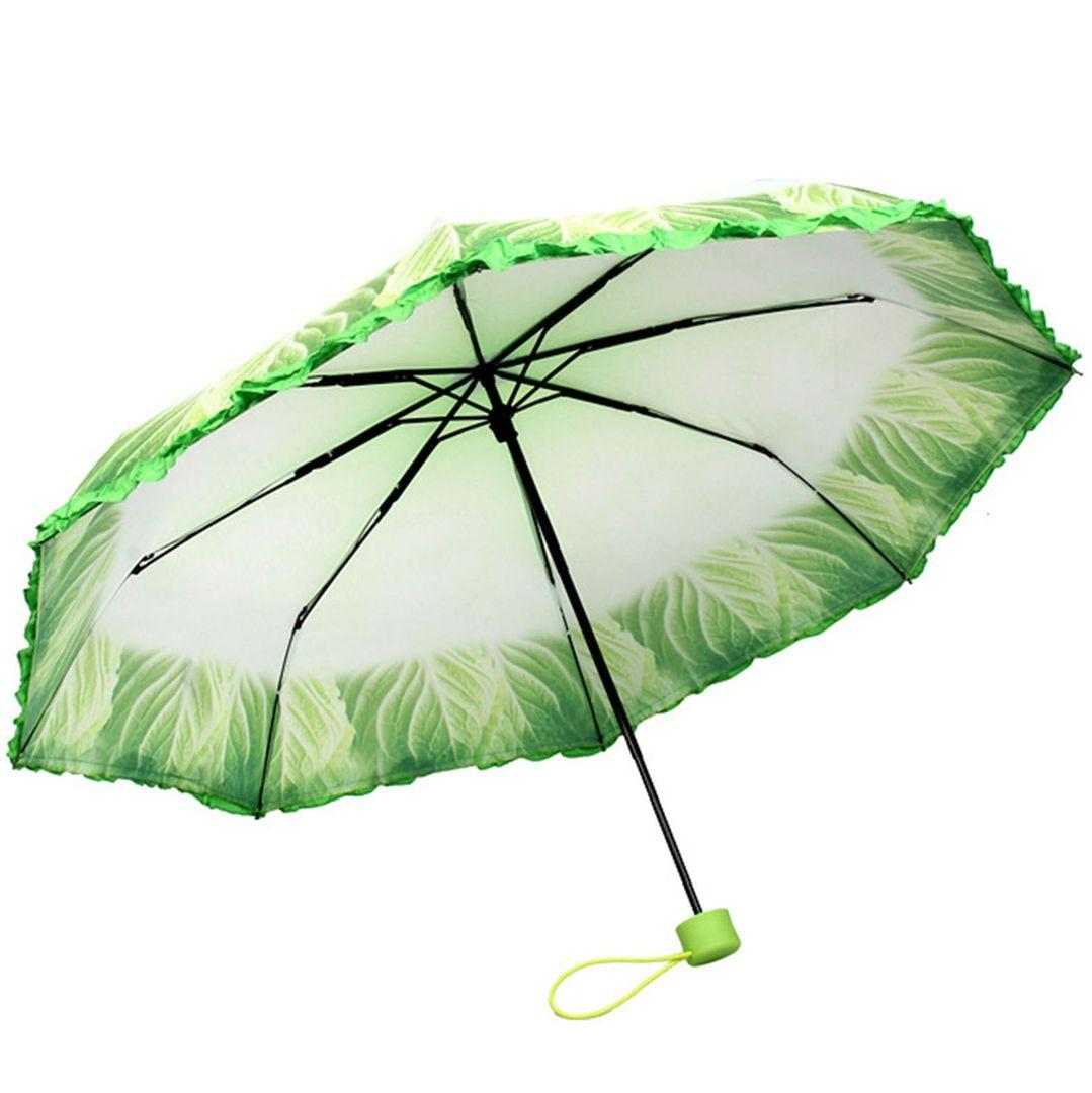 Зонт Капуста Открытый