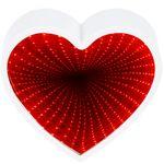 Настенный светильник 3D Сердце