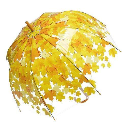 Зонт-трость<br>Листья