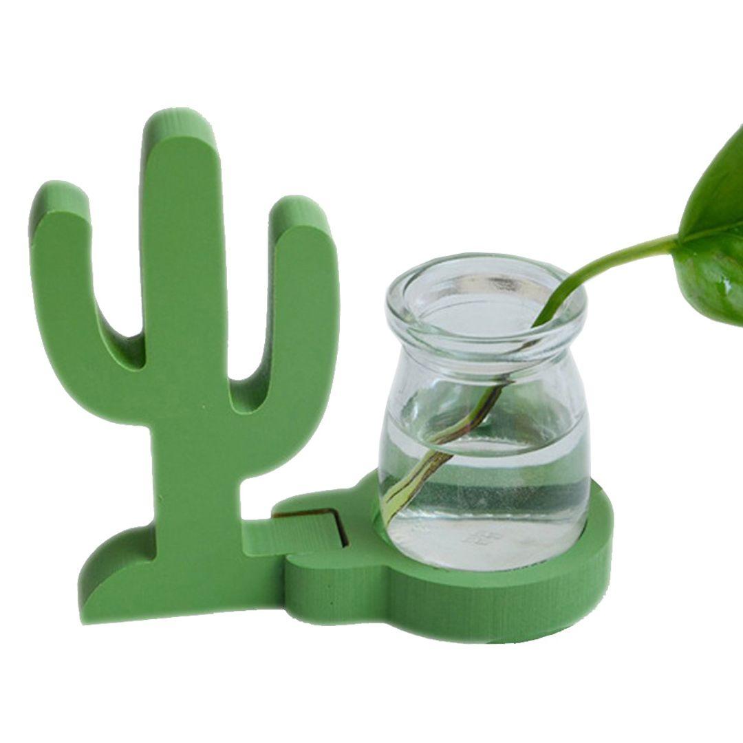 Декоративная ваза Кактус