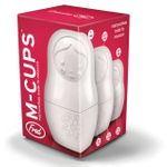 Мерные чашечки Матрешка M-Cups