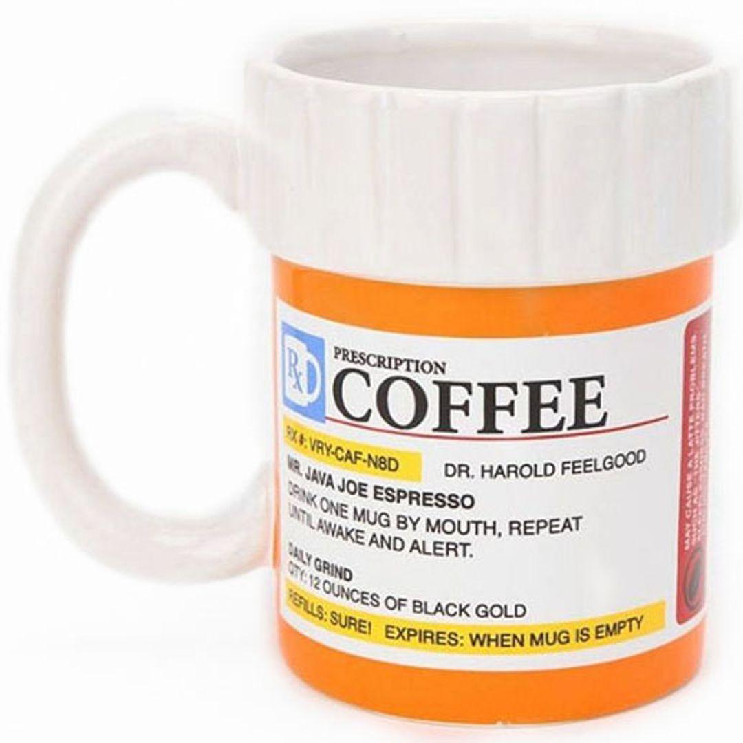 Кружка Кофе по рецепту