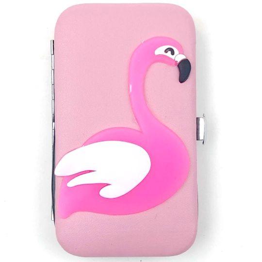 Маникюрный набор Фламинго