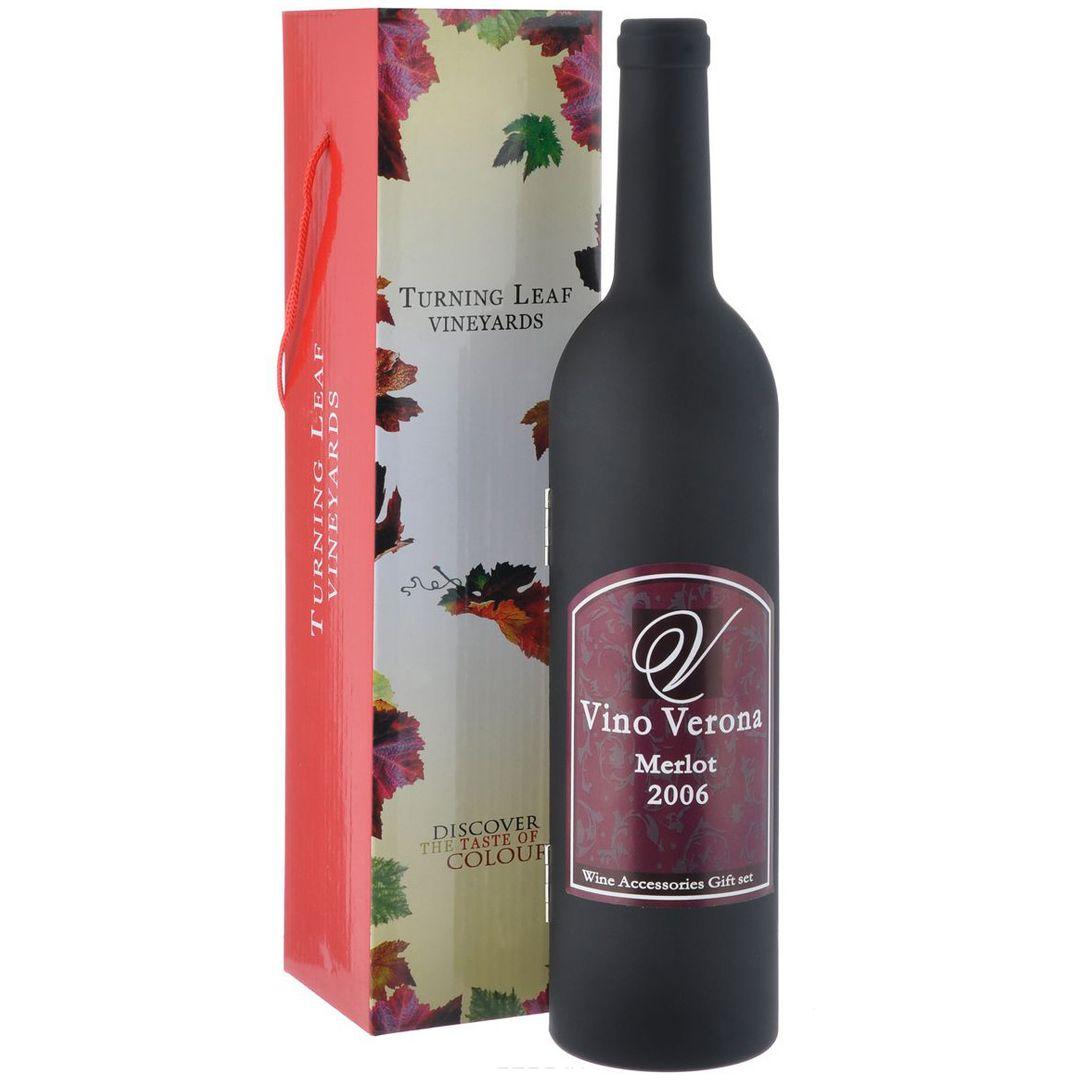 Винный набор Бутылка Verona