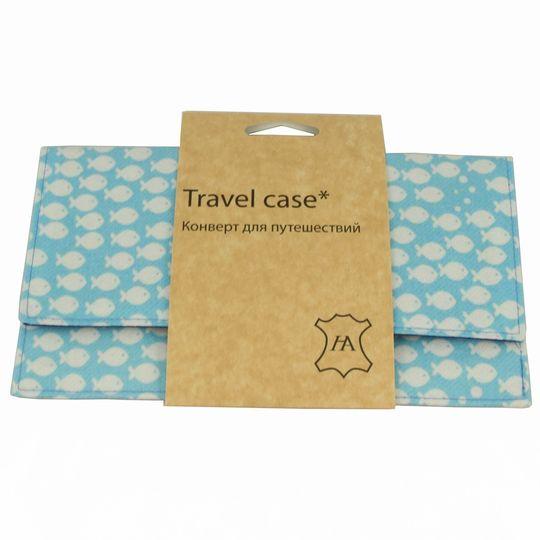 Конверт для путешествий Fish В упаковке