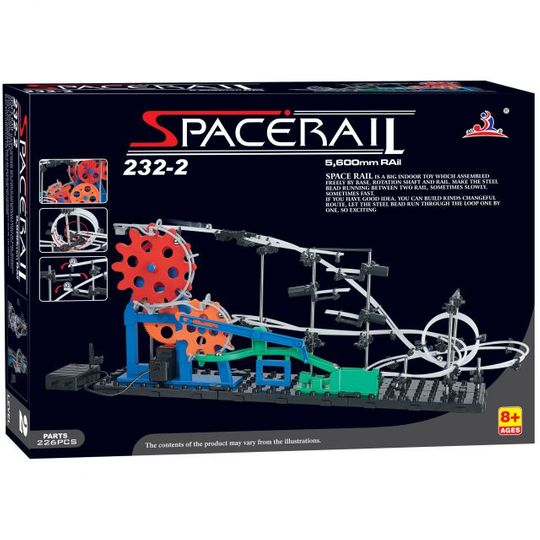 Конструктор SpaceRail Level 2 5600mm Rail No. 232-2 NEW