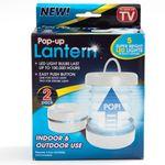 Портативный складной фонарь Pop-up Lantern (2 шт)