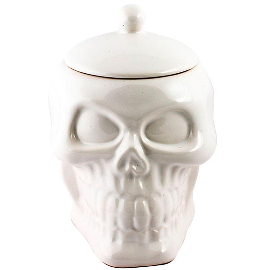 Кружка Белый череп