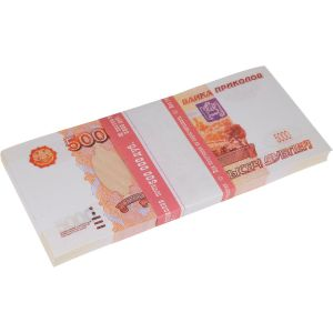 Пачка денег 5000 руб.