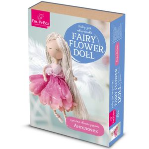Набор для творчества Куколка своими руками Ангелочек