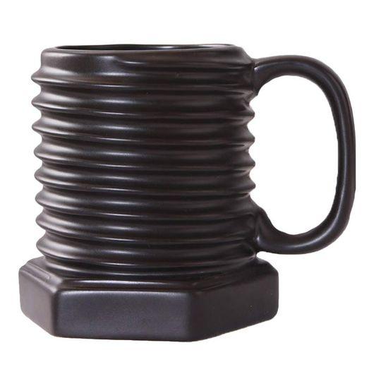 Кружка Болт (Черный)